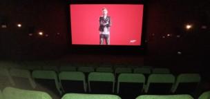 Sala kinowa tylko dla nas. VIP -y.
